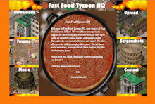 Fast Food Tycoon HQ